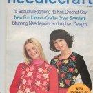 Good Housekeeping Needlecraft Magazine Fall Winter 1972 / 1973 Vintage Back Issue