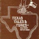 Texas Tales & Tunes by Millie Burnett & Mary Ann Cummins 0918812003
