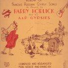 Gypsy Memories Album Of Famous Russian Gypsy Songs Harry Horlick Gregory Stone