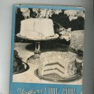 Watkins Cook Book Cookbook Vintage Hard Cover With Dust Jacket