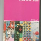 Childcraft How And Why Library Volume 12 Look And Learn Vintage 0716607161