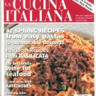 The Magazine Of La Cucina Italiana March April 2001 Puff Pastry Back Issue Not PDF