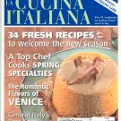The Magazine Of La Cucina Italiana March April 2002 Making Easter Lamb Back Issue Not PDF