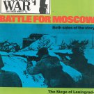 History Of The Second World War Number 27 Purnell's Battle For Moscow