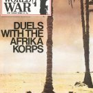 History Of The Second World War Number 20 Purnell's Duels With Afrika Korps