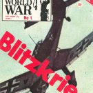 History Of The Second World War Number 1 Purnell's Blitzkrieg