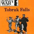 History Of The Second World War Number 34 Purnell's Tobruk Falls