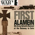 History Of The Second World War Number 36 Purnell's First Alamein Cairo