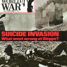 History Of The Second World War Number 37 Purnell's Suicide Invasion Dieppe
