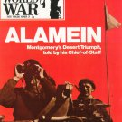 History Of The Second World War Number 39 Purnell's Alamein Desert Triumph
