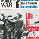 History Of The Second World War Number 42 Purnell's Life In France by A Frenchman