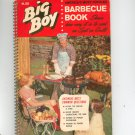 Big Boy Barbecue Book Cookbook Vintage Spit or Grill
