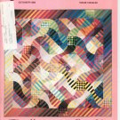 Quilter's Newsletter Magazine October 1986 Issue 186 Not PDF