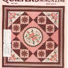 Quilter's Newsletter Magazine May 1985 Issue 172 Not PDF