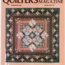 Quilter's Newsletter Magazine February 1985 Issue 169 Not PDF