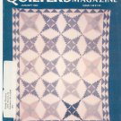 Quilter's Newsletter Magazine January 1983 Issue 148 Not PDF