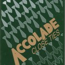 McQuaid Jesuit High & Middle School Accolade Close Ties 1994 Year Book Yearbook New York