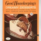 Good Housekeeping's Dreamy Desserts 5 Cookbook Vintage