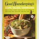 Vintage Good Housekeeping's Soups Salads Sandwiches Cookbook Number 7