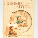 Vintage Hummel Art Price Guide And Supplement by John F. Hotchkiss 1979