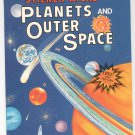 Be Your Own Astronaut Sticker Atlas Planets & Outer Space Carol Bloch