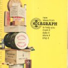 Vintage New Ideas From Diagraph Catalog Mark Date Store Ship