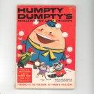 Lot Of 2 Humpty Dumpty's Magazines Vintage January & February 1959