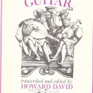 World Classics For The Guitar Howard David Herk Favilla Publication