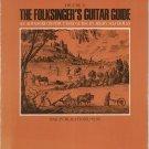 The Folksinger's Guitar Guide Volume 2 Jerry Silverman Oak Publications