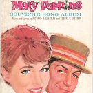 Mary Poppins Souvenir Song Album All Organ Edition Wonderland Music Company