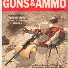 Vintage Guns & Ammo Magazine April  1960 Special Varmint Shooting