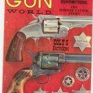 Vintage Gun World Magazine May 1962 Colt's Cartridges Frontier Gunsmithing Not PDF