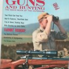 Vintage Guns And Hunting Magazine May 1960 Varmint Roundup Not PDF