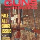 Vintage Guns And Hunting Magazine September 1962 All Guns Issue Tomahawks Not PDF
