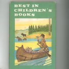 Best In Children's Books Volume 31 Vintage Hard Cover With Dust Jacket
