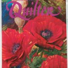 American Quilter Magazine Spring 1996 Not PDF