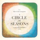 A Circle Of Seasons Myra Livingston Leonard Fisher Signed First Edition 0823404528