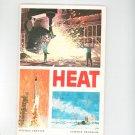 Heat Vintage Science Service Program Doubleday