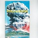 Volcanoes Vintage Science Service Program Doubleday