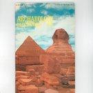 Archaeology Old World B.C. Vintage Science Service Program Doubleday