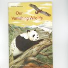 Our Vanishing Wildlife Vintage Science Program National Audubon Society Doubleday