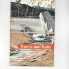Tracks And Trails Vintage Science Program National Audubon Society Doubleday