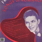 Frank Sinatra's Songs Of Romance Vintage Remick Music Corporation