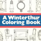 A Winterthur Coloring Book by Joyce Ford Halbrook 0912724064