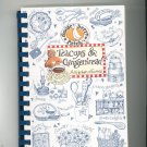 Goose Berry Patch Teacups & Gingerbread  Kitchen Journal 0963297848