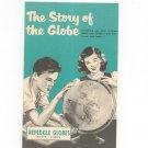 Vintage The Story Of The Globe Mercedes Guyette Replogle Globes