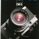 Olympus OM-2 Camera Sales Brochure / Catalog