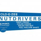 Advertising Label Hold E Zee Nut Drivers Sticker Upson Hand Tools Twist Proof