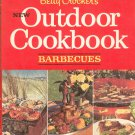 Vintage Betty Crocker's New Outdoor Cookbook Barbecues Cookbook First Edition First Printing