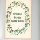 Regional Vintage Harley Family Cook Book Cookbook Harley School New York 1975
